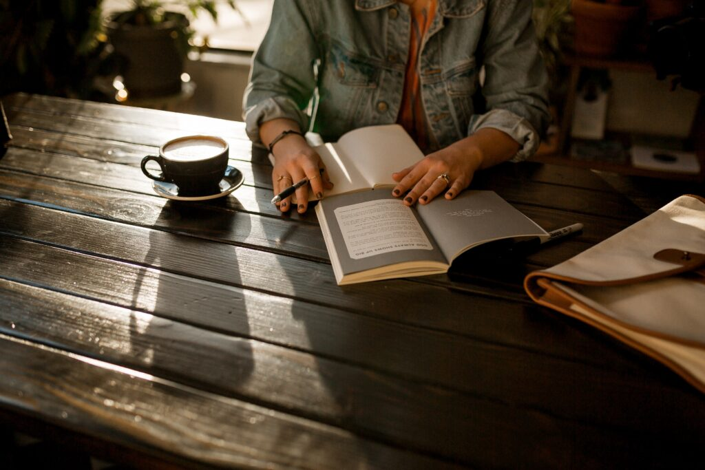 journalling and gratitude